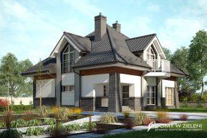 projektowanie domów indywidualnych