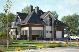 projekt domu tallasea