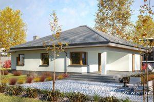 Projekty domów parterowych z poddaszem do adaptacji
