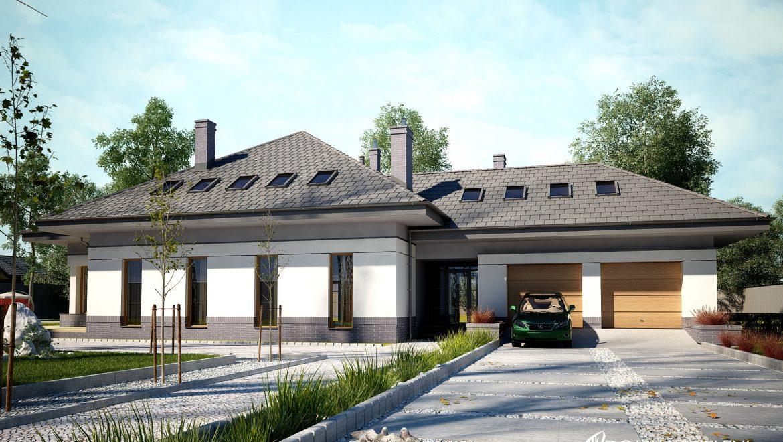 Nowy projekt domu Tenea 2